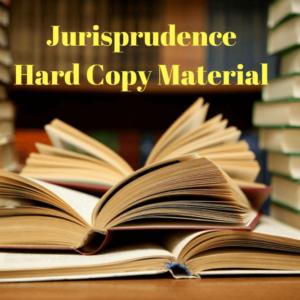 Jurisprudence Study Material