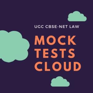 UGC NET MOCK CLOUD SERIES