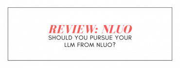 REVIEW OF NLUO: SHOULD YOUR PURSUE YOUR LLM FROM NLUO?